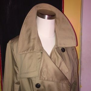 Trench coat from The Limited